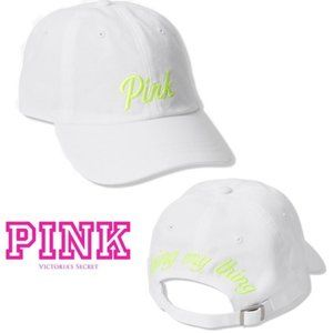Victoria's Secret PINK Baseball Hat DOING MY THING